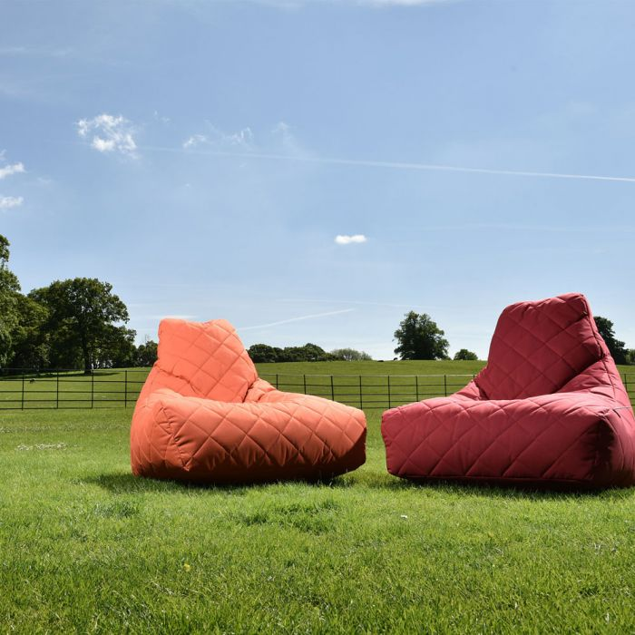 Astounding Mighty B Bag Outdoor Quilted Bean Bag Various Colours Available Short Links Chair Design For Home Short Linksinfo