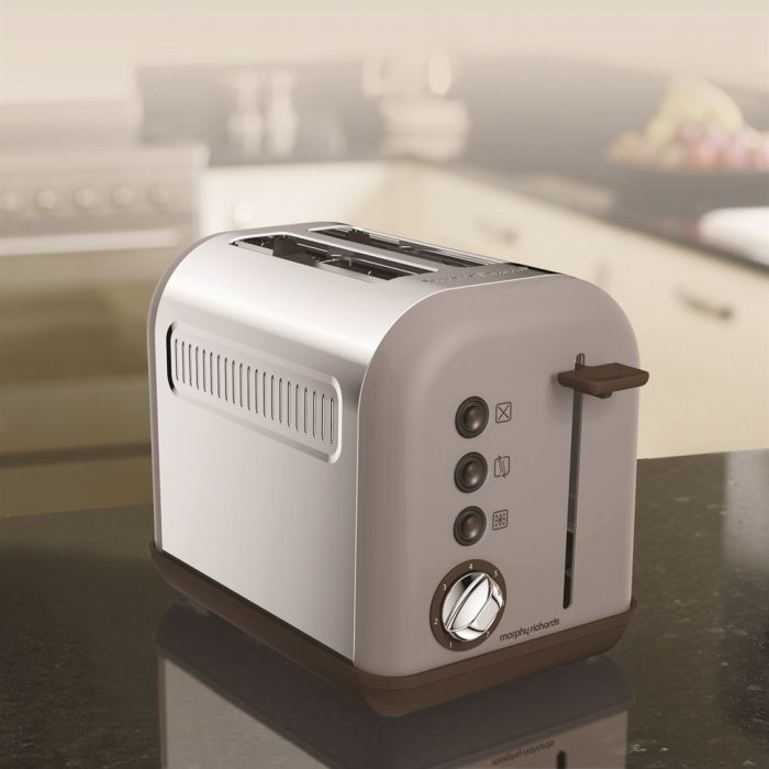 BEST Accents Special Edition 4 Slice Toaster Red The 4 Slice Accents To UK STOCK