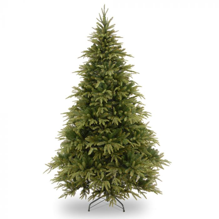 Artificial Christmas Tree.Feel Real Weeping Spruce Artificial Christmas Tree 7 5ft