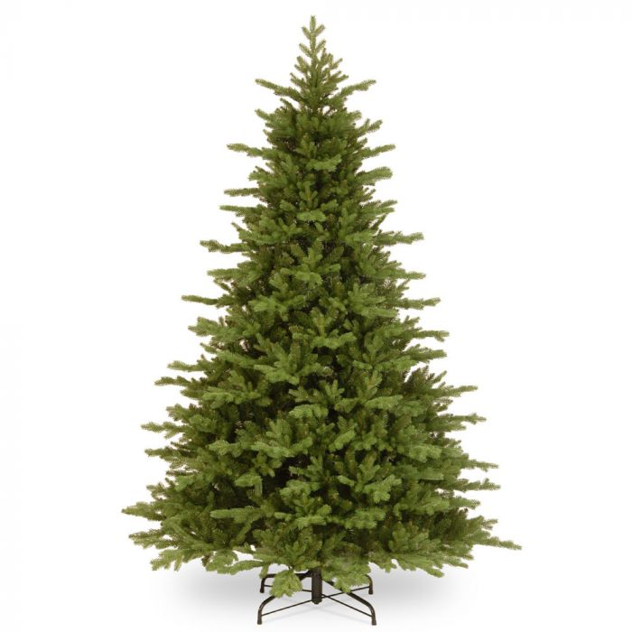 Artificial Christmas Tree Branches.Feel Real Vienna Fir Artificial Christmas Tree 6 5ft