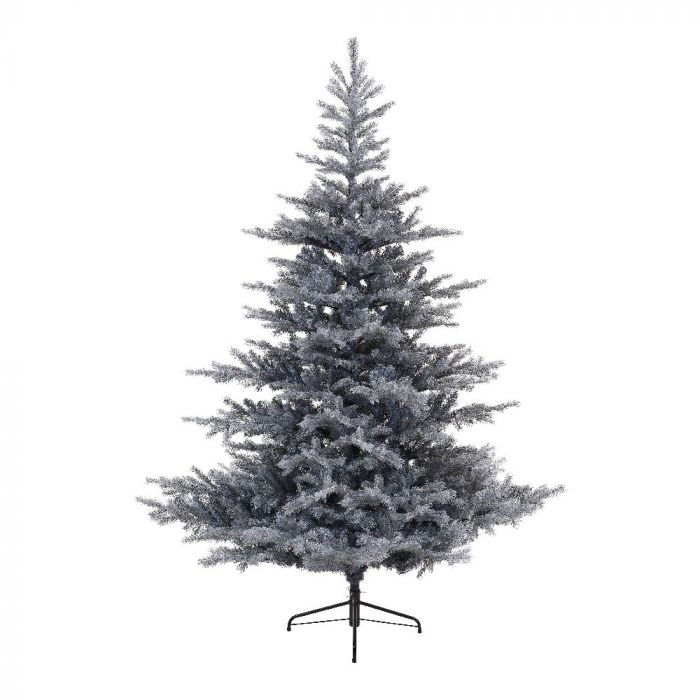 detailed look 4118e b4c54 Hampton Spruce Frosted Artificial Christmas Tree 7.5ft