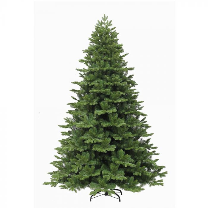 Artifical Christmas Trees.Chester Fir Artificial Christmas Tree 7ft