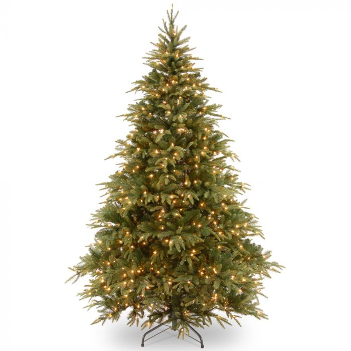 new arrival 2c791 543e9 Pre-lit Feel Real® Weeping Spruce Christmas Tree 7.5ft