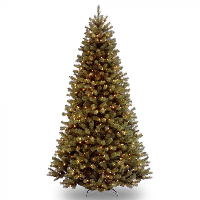 sports shoes 32458 bed8d Pre-lit North Valley Spruce Christmas Tree 15ft