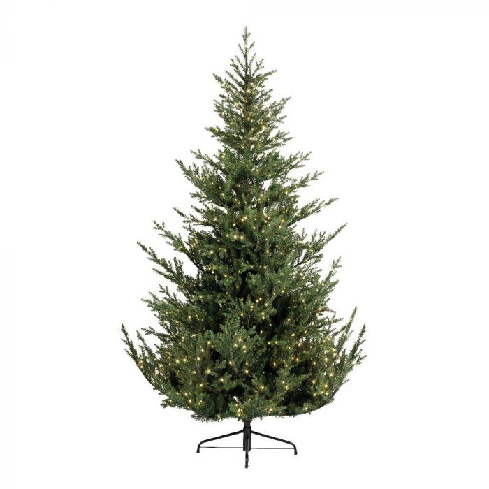 newest 69f3d 8ea74 Pre-Lit Norway Spruce Christmas Tree 6ft