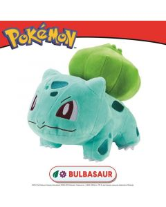 Pokeman 8 Inch Plush Bulbasaur