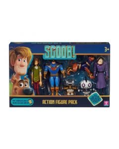 Scoob Action Figure