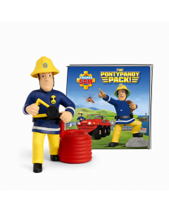 Fireman Sam Tonie - The Pontypandy Pack