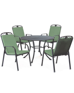 Siena 4 Seater Set without Parasol