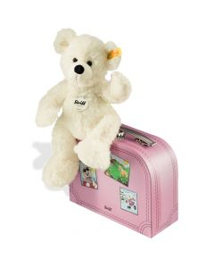 Steiff - Lotte Teddy Bear with Suitcase