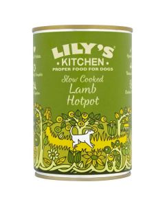 Lilys Kitchen Slow Cooked Lamb Hotpot 400g