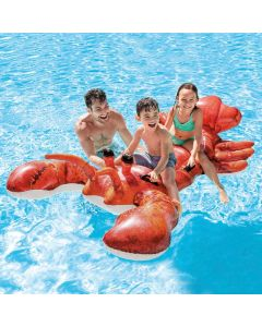 Intex Lobster Ride-On 213 x 137cm