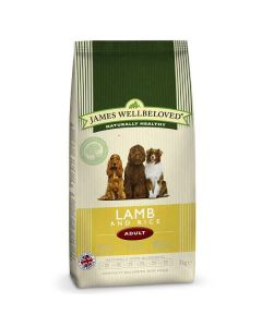 Wellbeloved Lamb and Rice Adult 2kg