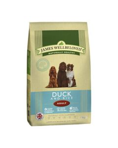 Wellbeloved Duck and Rice Adult 2kg