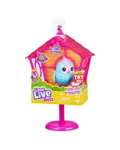 Little Live Pets Lil Bird And House S10