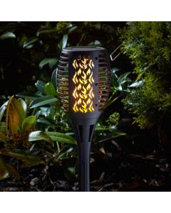 Compact Solar Cool Flame