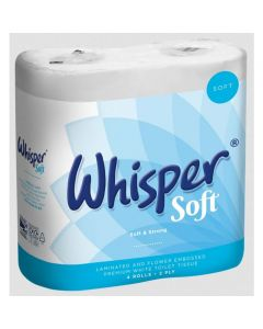 Toilet Roll 4 Pack
