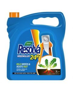 Resolva 24hr Weedkiller 3L