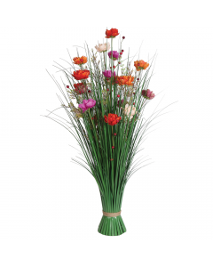 Poppy Floral Bundle 100cm