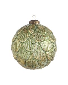 Green Leaf Bauble