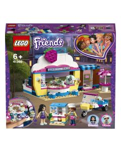 Emma Art Cafe lego Set