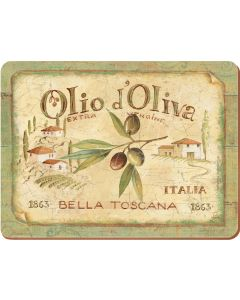 Creative Tops - Olio D Oliva Pack Of 6 Premium Placemats