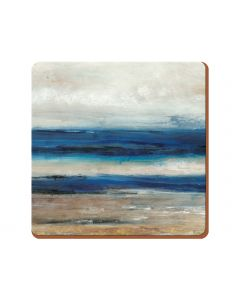 Creative Tops - Blue Absract Pack Of 6 Premium Coasters