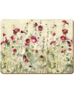 Creative Tops - Wild Field Poppies Pack Of 6 Premium Placemats