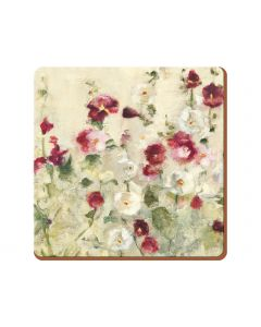 Creative Tops - Wild Field Poppies Pack Of 6 Premium Coasters