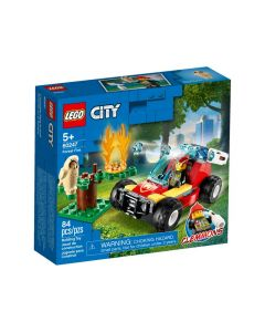 Lego City Forest Fire Set