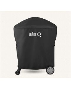 Weber® Premium Q100/200/1000/2000 Cover - Stand or Cart