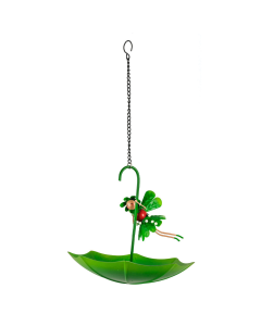 Mia the Mistletoe Fairy Umbrella Feeder