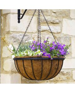 Saxon Hanging Basket Various Sizes