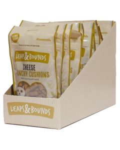Leaps & Bounds Cheese Cushions