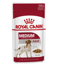 Royal Canin RC WET MED ADULT 140G