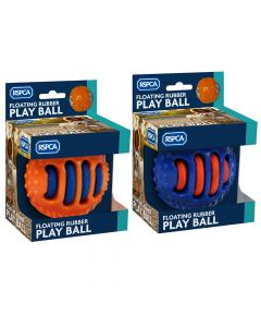 RSPCA Floating Rubber Play Ball