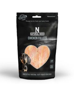 Natural Nosh Chicken Fillets 100g