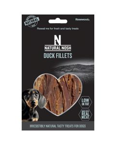 Natural Nosh Duck Fillets 80g