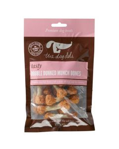 The Dog Deli Double Dunked Bones 100g