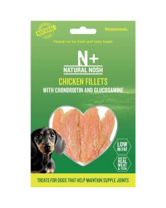 Natural Nosh Chicken Fillets with Chondroitin and Glucosamine