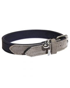 "Soft Touch Navy Collar 8""-12"" x 1/2"""