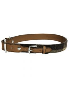 "Tweed Check Collar 16""-20"" x 1"""