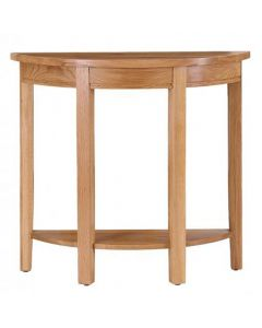 Vancouver Curved Console Table