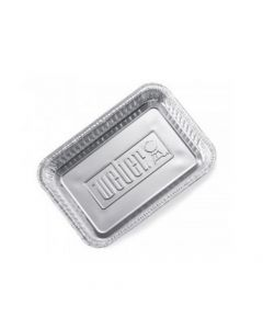Weber Small Drip Pan (10 pieces)