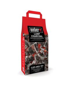 Weber® Lump Wood Charcoal 5Kg