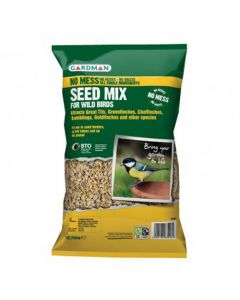 Gardmann No Mess Seed Mix - 12.75kg