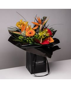 Summer Collection Burst Of Explosion Handtied Bouquet