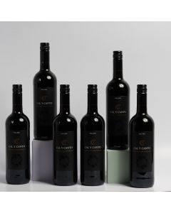 Cal Y Canto, Red Wine - 6 Bottles