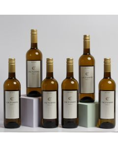 Cal Y Canto, White Wine - 6 Bottles
