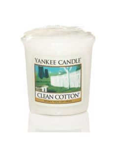 Yankee Candle Clean Cotton - Votive Candle